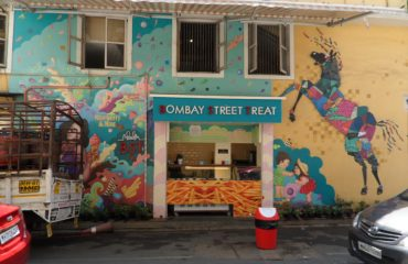 Mumbai sweets shop
