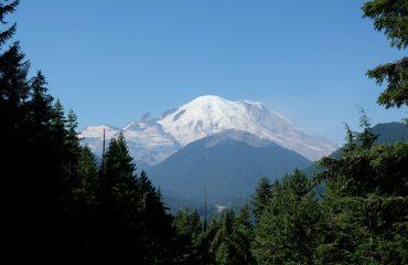 Mount Rainier, WA, USA