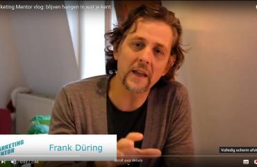 Frank Düring, De Marketing Mentor