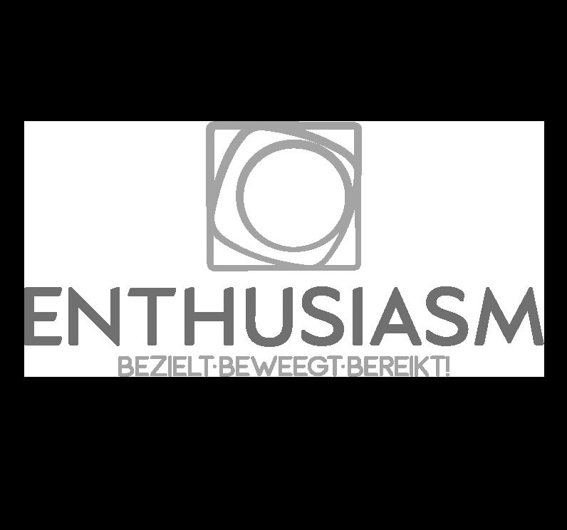 Logo enthusiasm